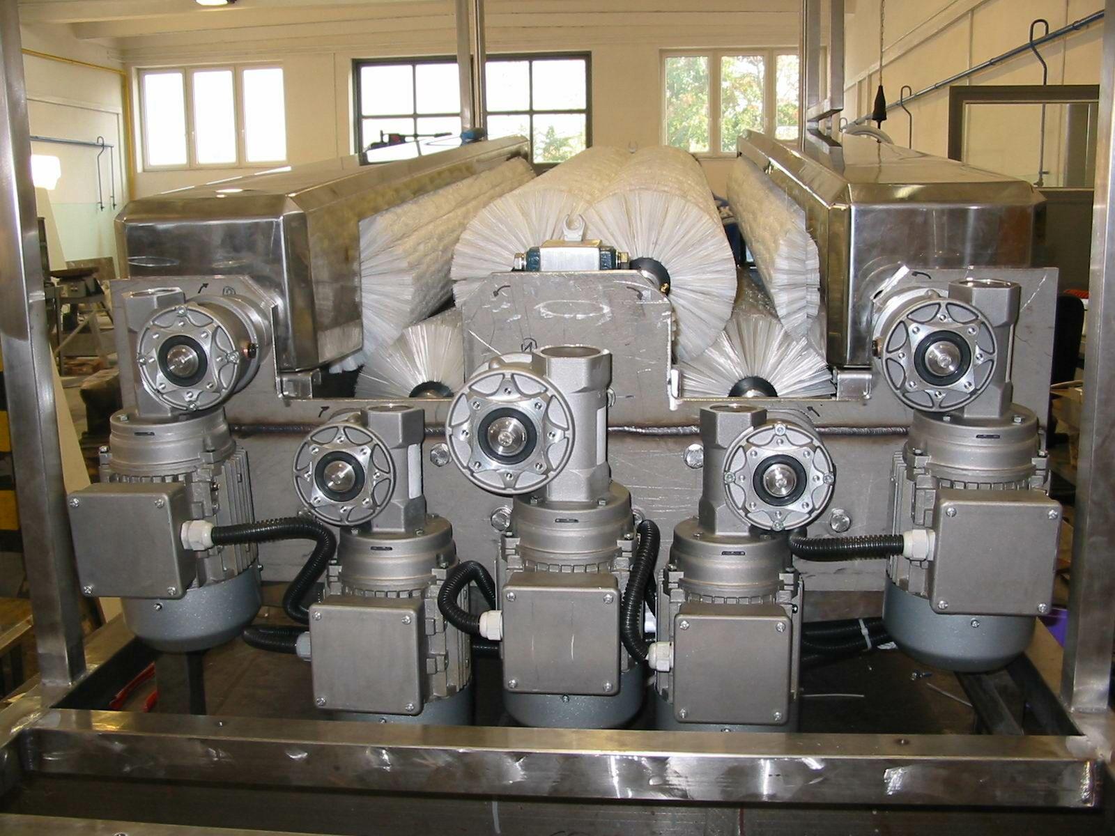 Gépgyártás, berendezésgyártás a B&K Kft-nél