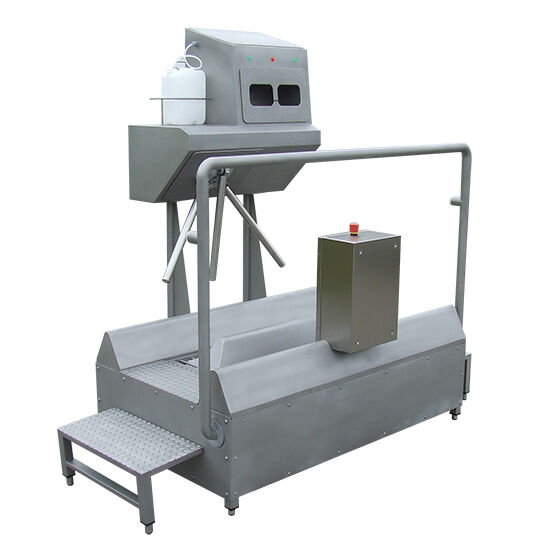 Gépgyártás, csizmatalp mosó