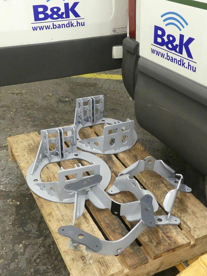 Egyedi gyártás lézervágóval - B&K Kft