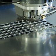 CNC Stancolás, nibbelés, CNC lyukasztás